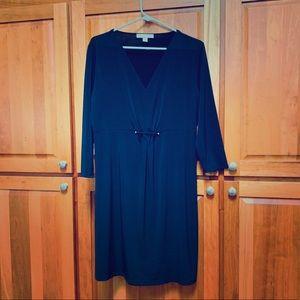 Michael Kors black dress size 10